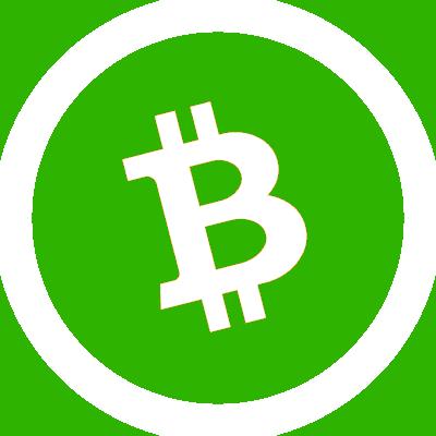 bitcoin cash dashboard